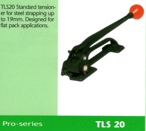 TLS20 Standard Steel Strapping Tensioner