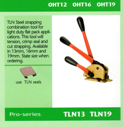 TLN Steel Strapping Combination Tool