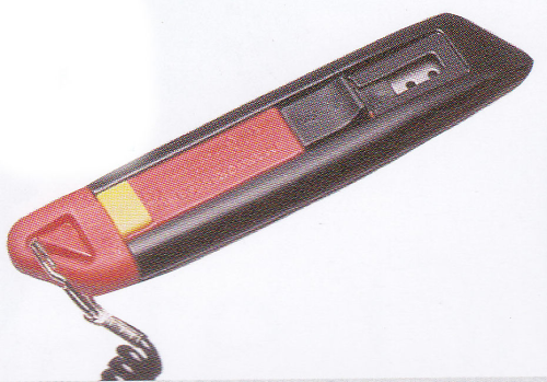 SNL/SNR Safety Knife with automatic retract function
