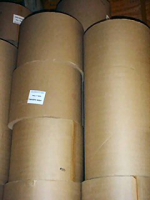 650mm Corrugated Paper Roll