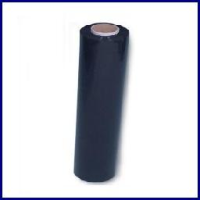 500mm x 200metres x 25micron Black Std Core