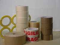 75mm x 66metres Economy Polypropylene Tape
