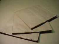 "250 x 355mm (10 x 14"") Brown Paper Bag"