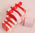 "43 x 12mm ""Sticko"" Self Adhesive Labels"