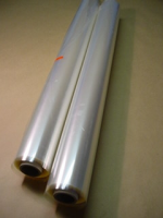 Roll 500mmx30micronx20m Clear Polypropylene Film