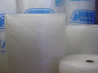 Roll Small Bubble Wrap 2000mm wide x 100metres