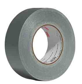 50mm x 50m Cloth Tape – Laminated Polycoated Cloth – Duct Tape – Gaffer Tape