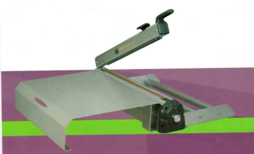 C1420 420mm Stainless Steel Desk Top Heat Sealer With Cutter