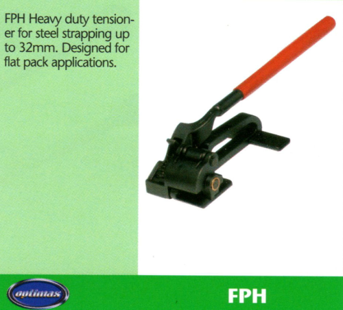 FPH Heavy Duty Steel Strapping Tensioner