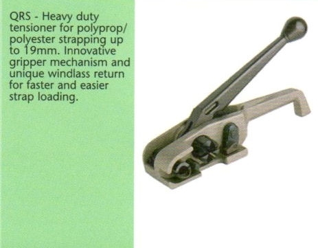 QRS Heavy Duty Polyester Strapping Tensioner