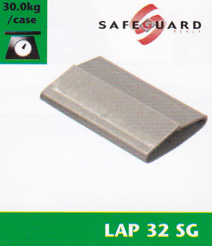 LAP32SG 32mm x57mm Strapping Seal
