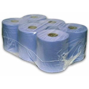 1 PLY X 200MM X 300METRES CENTRE FEED PAPER HAND TOWEL ROLLS